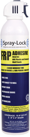 Spray-Lock FRP Adhesive